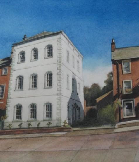 Courtyard Gallery Paintings